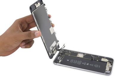 замена материнской платы iphone 5 цена киев