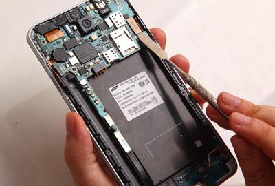 Ремонт iPhone 5 на дому